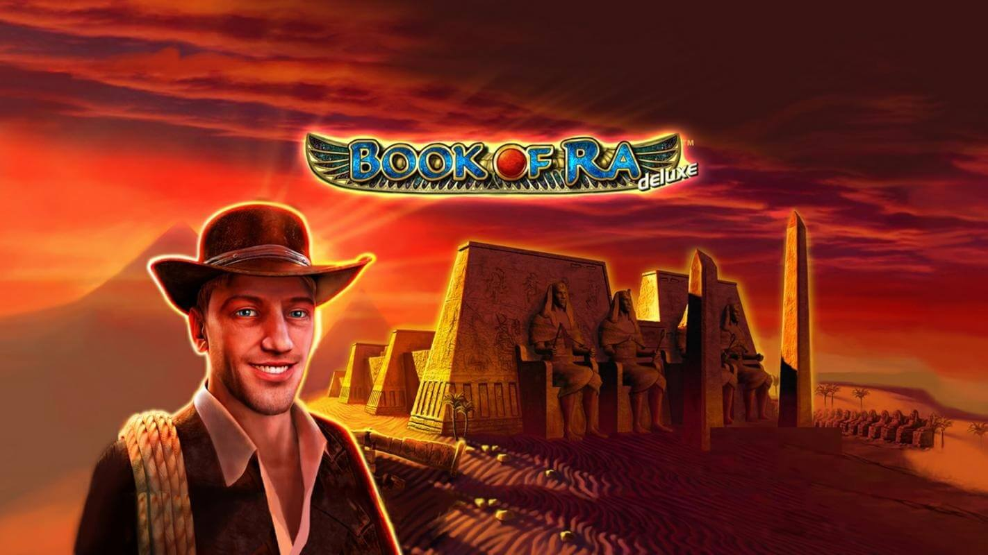 Book of Ra Deluxe Online Slot Review & Guide for Players
