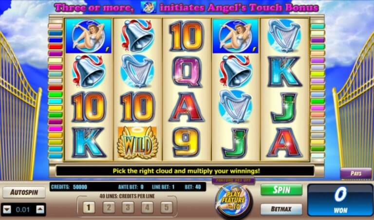 AngelS Touch Slot Review